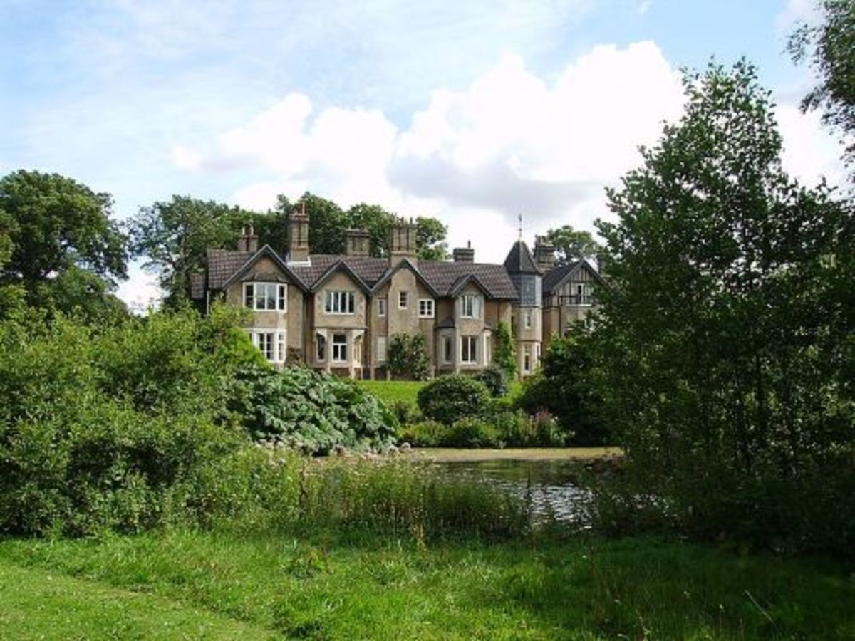 York Cottage on the Sandringham Estate.