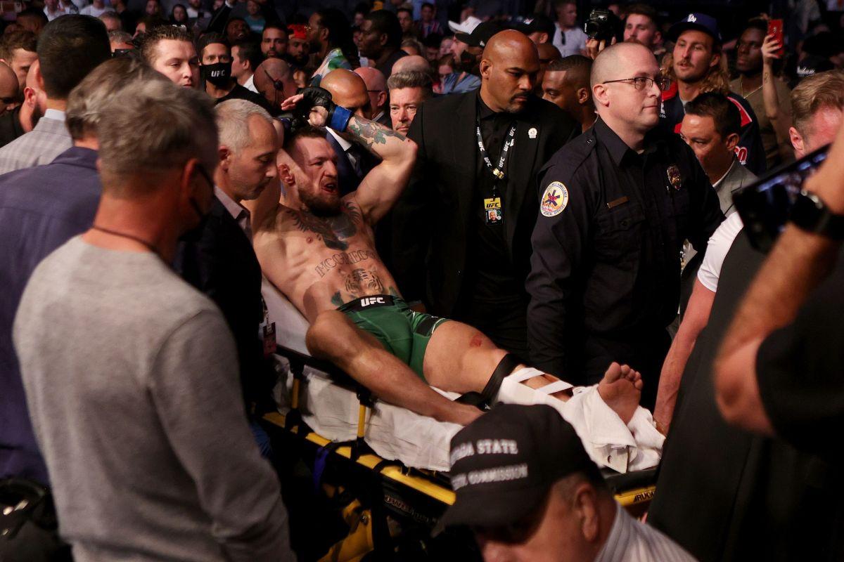 Memorable UFC Injuries of 2021