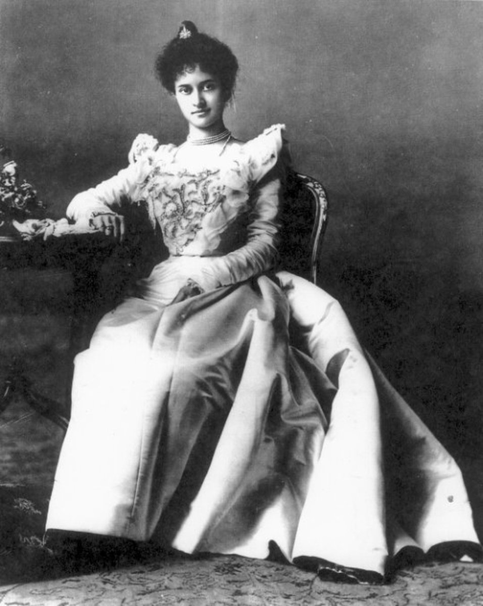 A Real Hawaiian Princess Ka'iulani