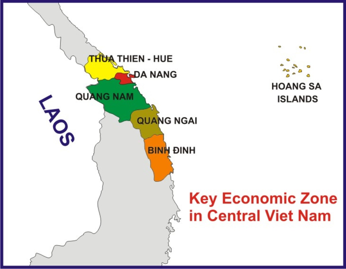 From Danang, it is very easy to go to Hanoi and Ho Chi Minh city and other major cities in the region.