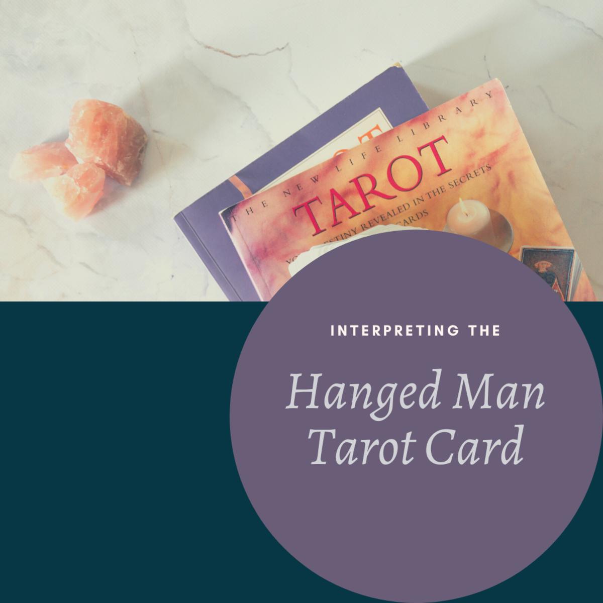 The Hanged Man has multiple interpretations.