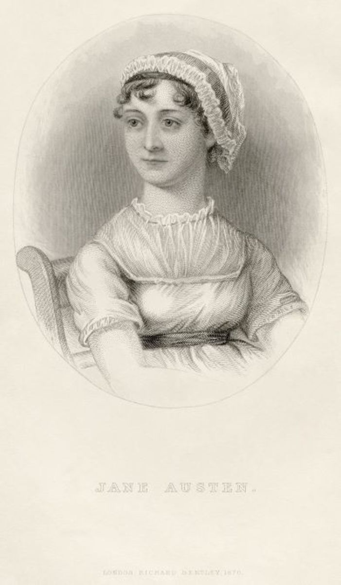 The Witty and Wise Jane Austen: A Mini Biography