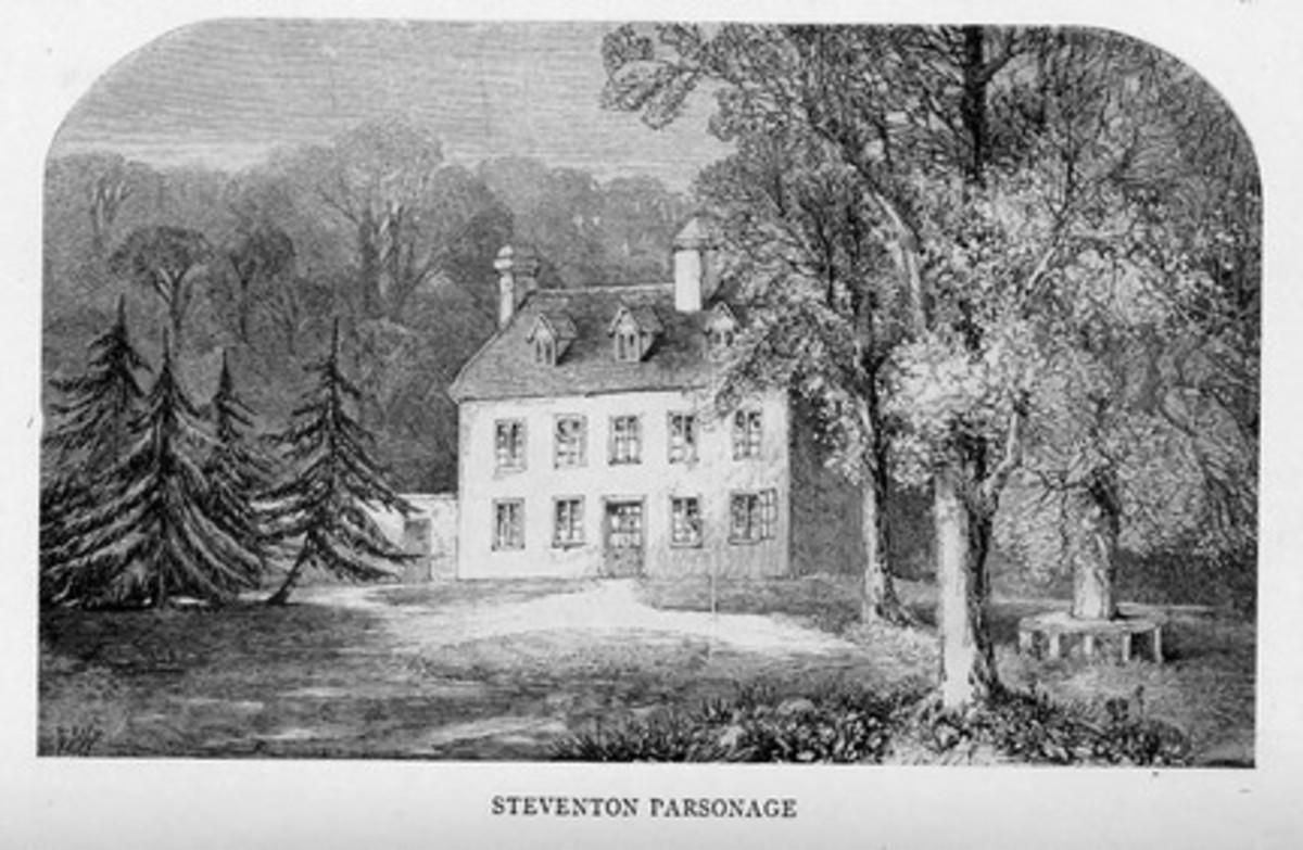 Steventon Rectory.