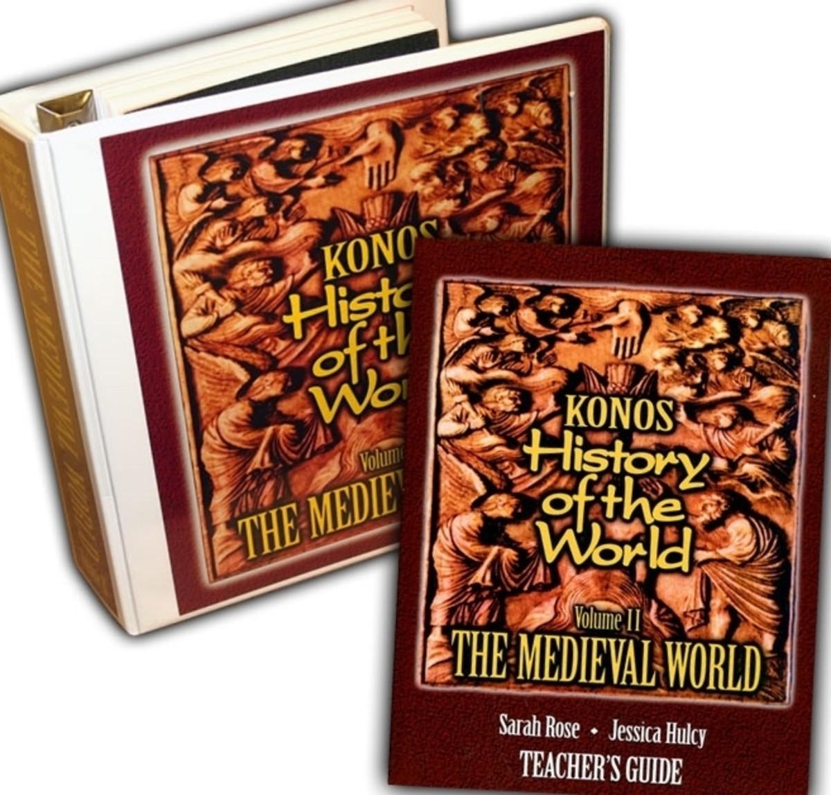 KONOS History of the World Volume II