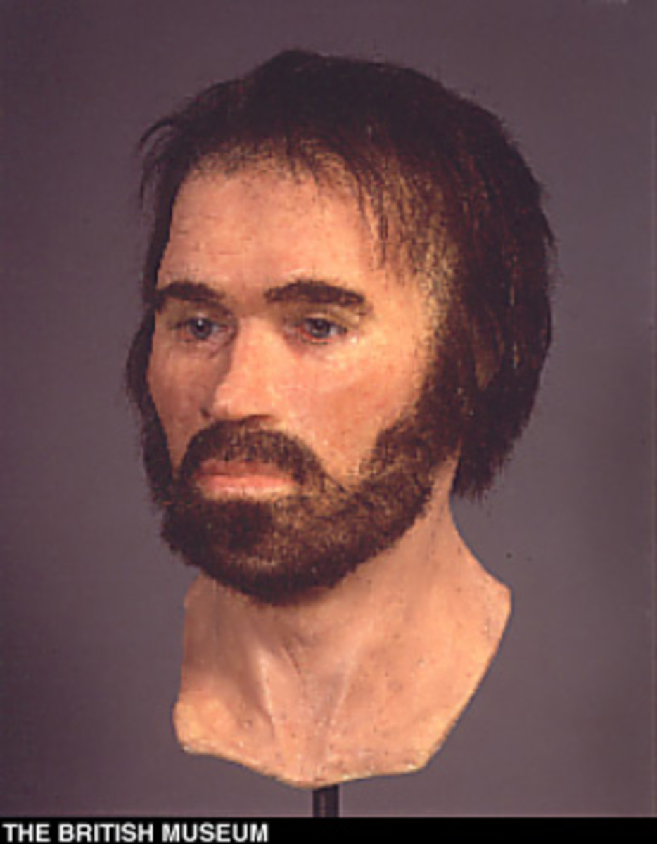 Lindow Man, Reconstructed