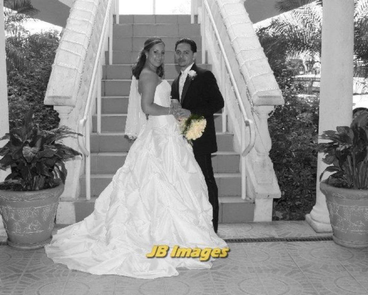 Your bridal ceremony rocks!