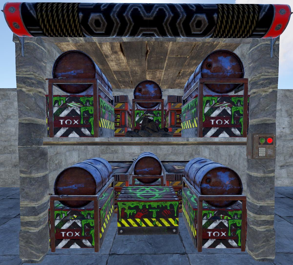 The Balanced Loot Room
