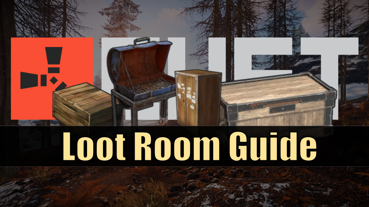 Loot Room Guide