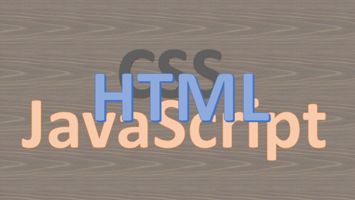 CSS, HTML, and JavaScript Overlap
