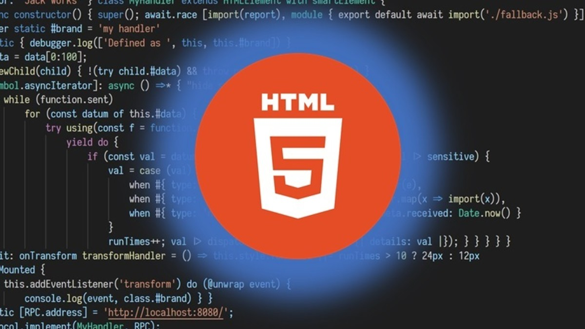 HTML5 is the most current version of the HTML standard used today.
