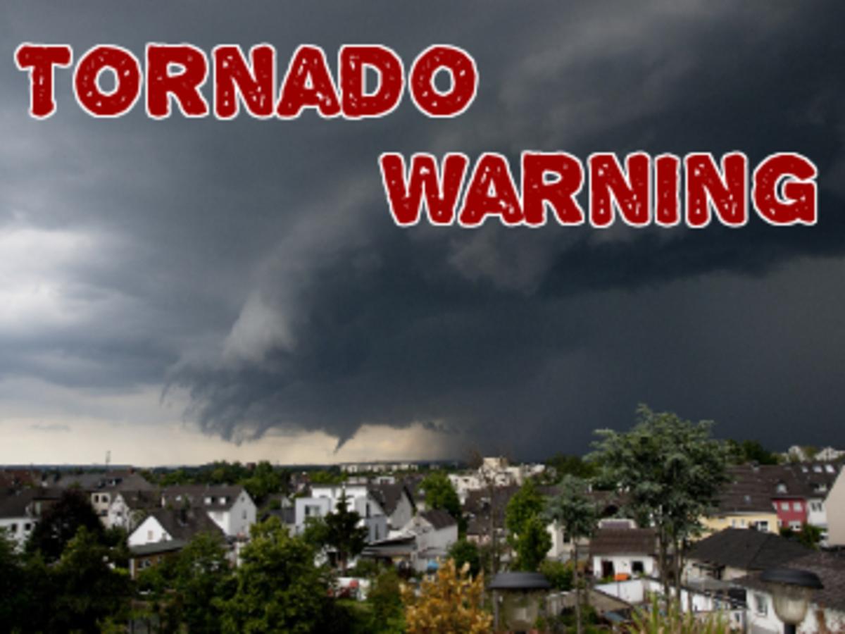Poem: Tornado Warning