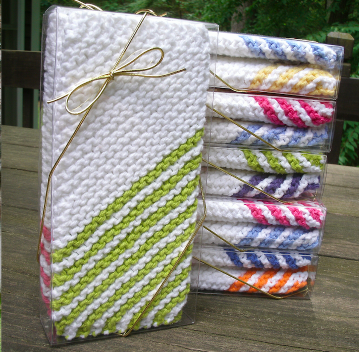 These creations make beautiful and practical gifts.