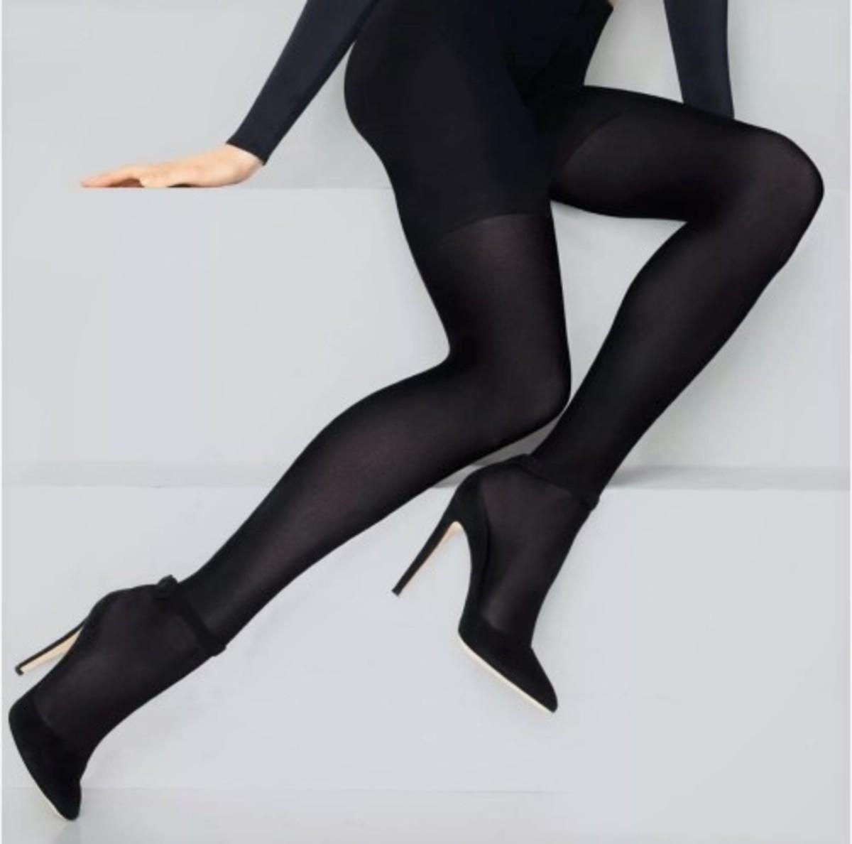 Black tights!