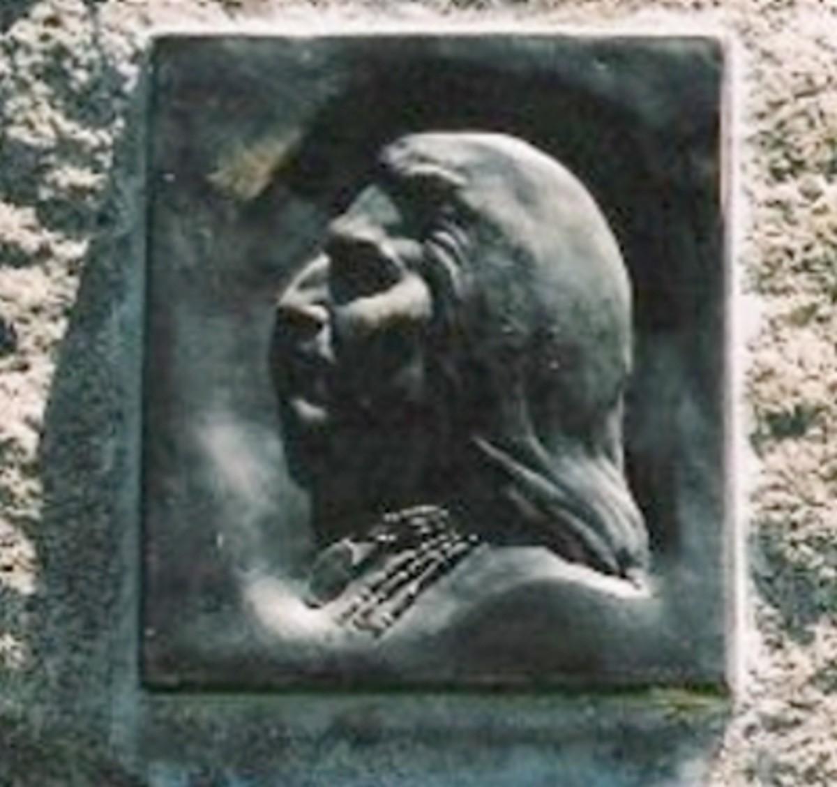 Paiute Medicine Chief, Truckee.