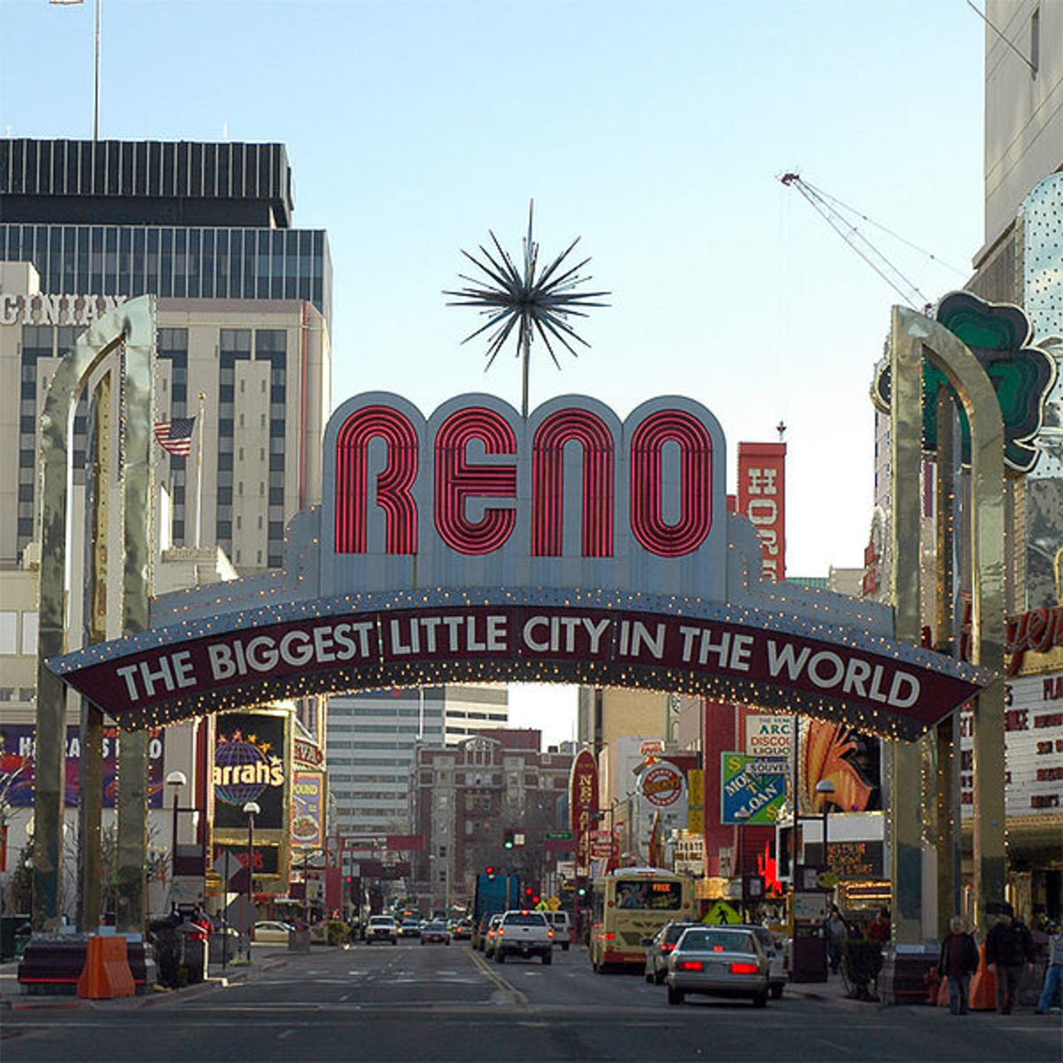 Reno, Nevada: Best Place to Live, Work and Retire