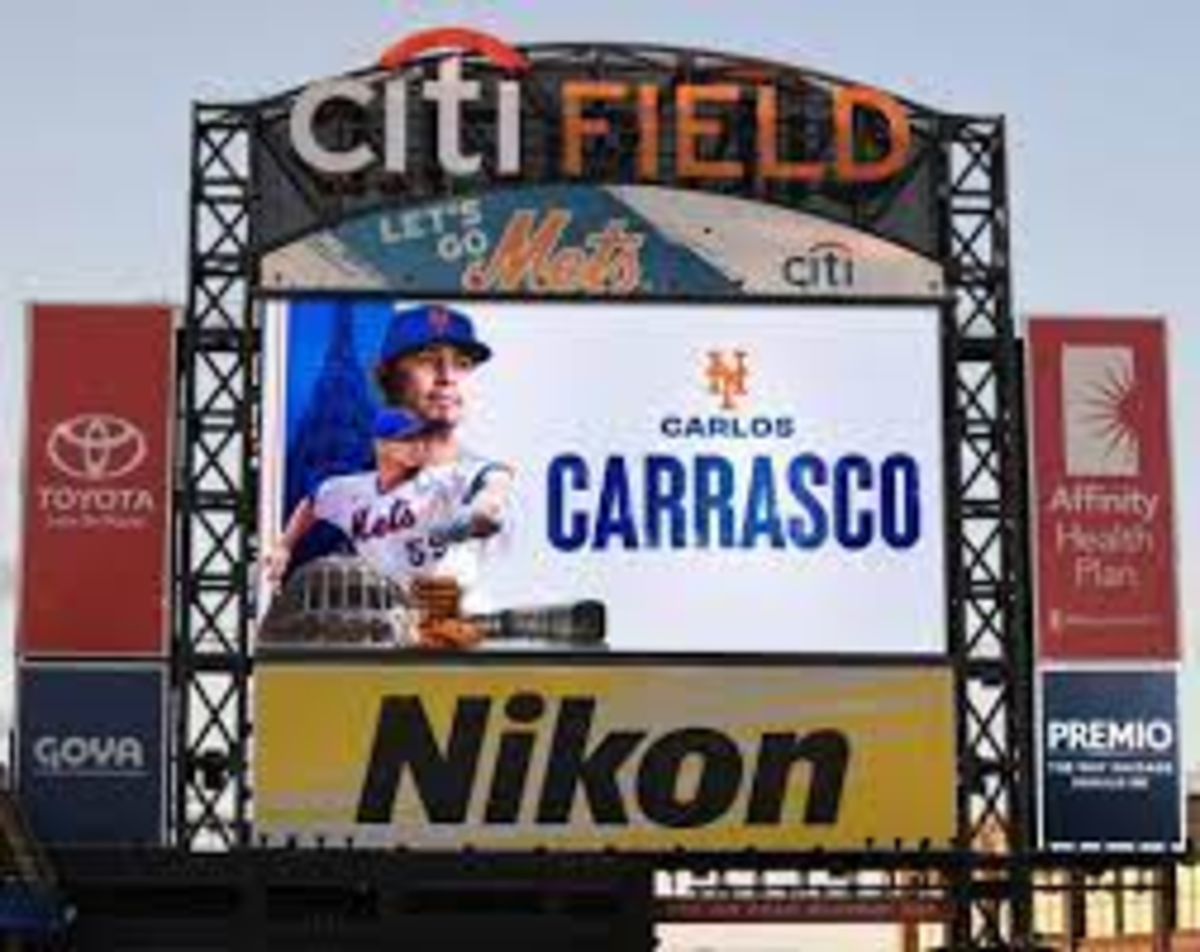 Reds Mets tonight. Carrasco finally starts a game for NY. Who will the Mets acquire today in a trade?