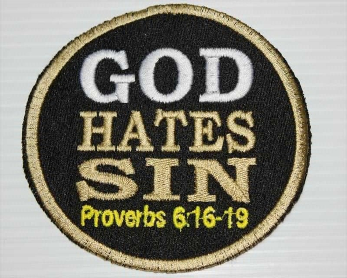 The Things God Hates