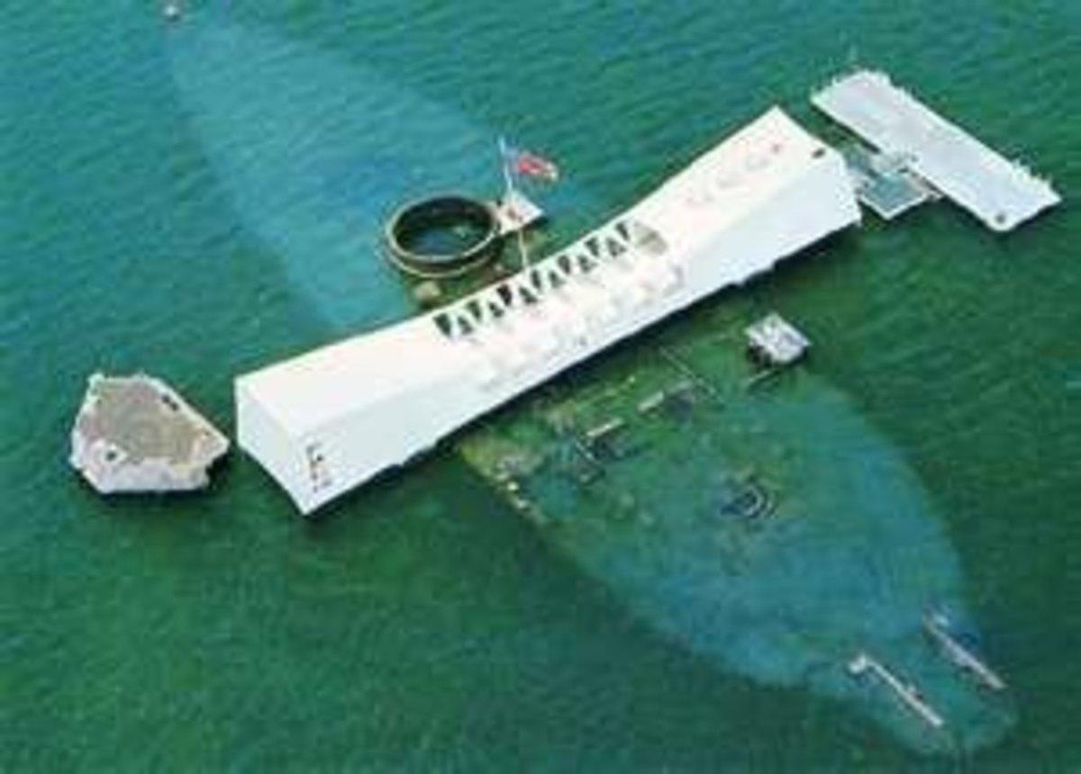 Pearl Harbor Image Credit: http://www.teejaw.com/