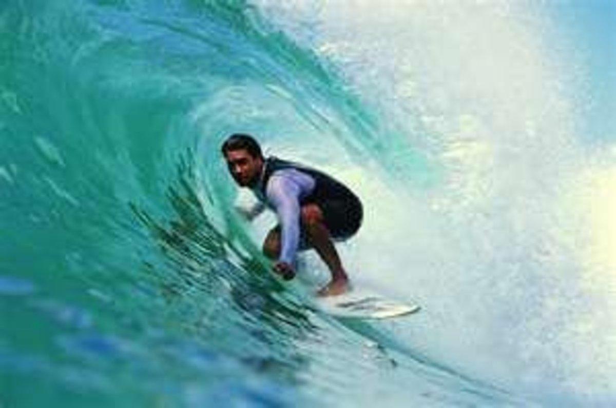 Surfing Image Credit: http://www.honoluluhawaiirealestate.wordpress.com/2008/11/12/surfs-up-the-pipeline/