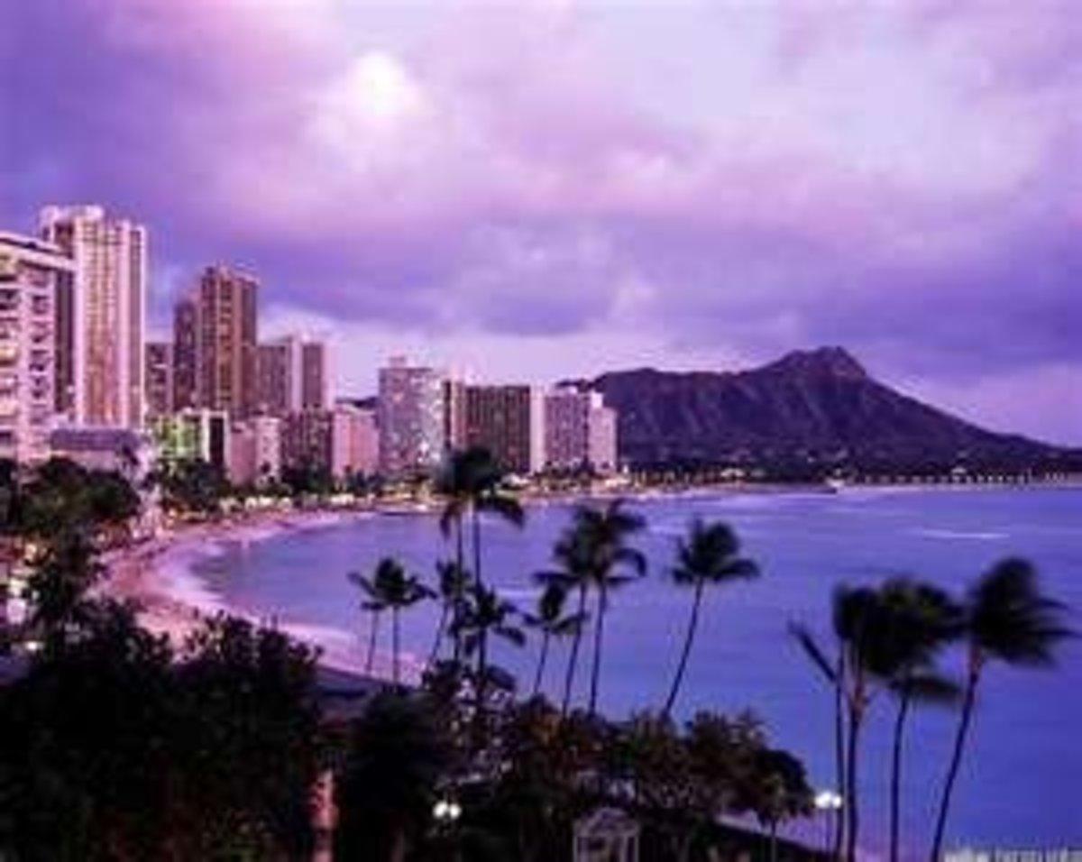 Honolulu Image Credit: http://www.magicdestination.com/