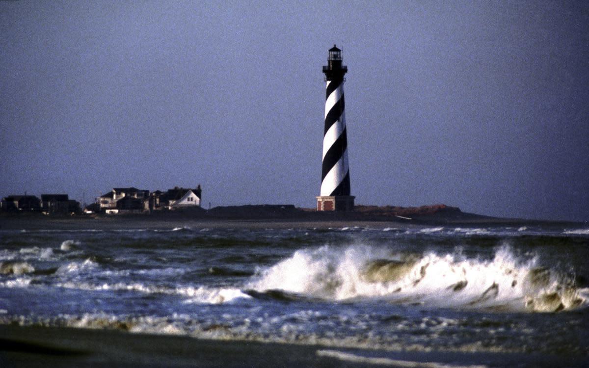 Cape Hatteras Light, the tallest lighthouse on the Atlantic coast