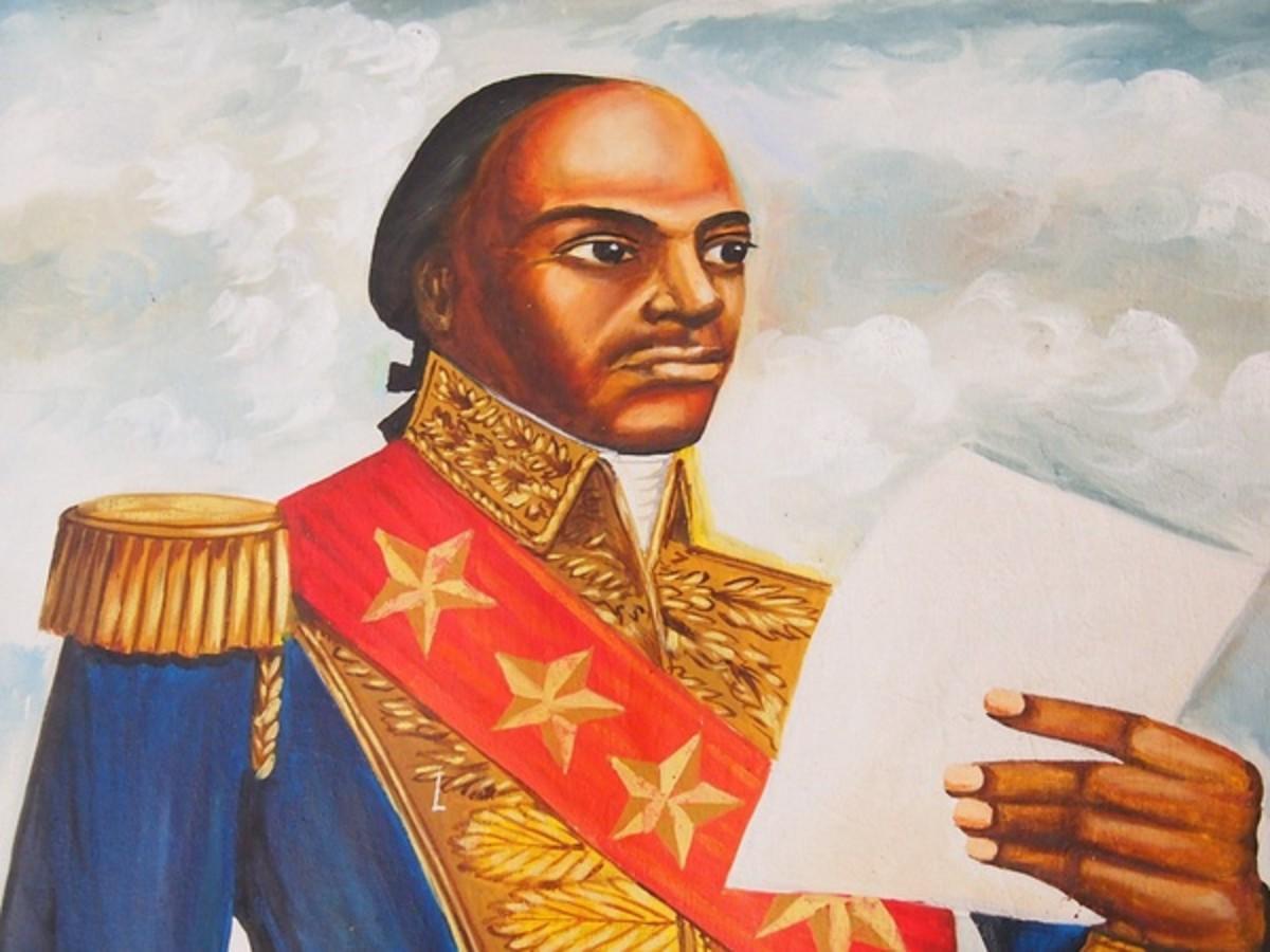 King Henri Christophe of Haiti