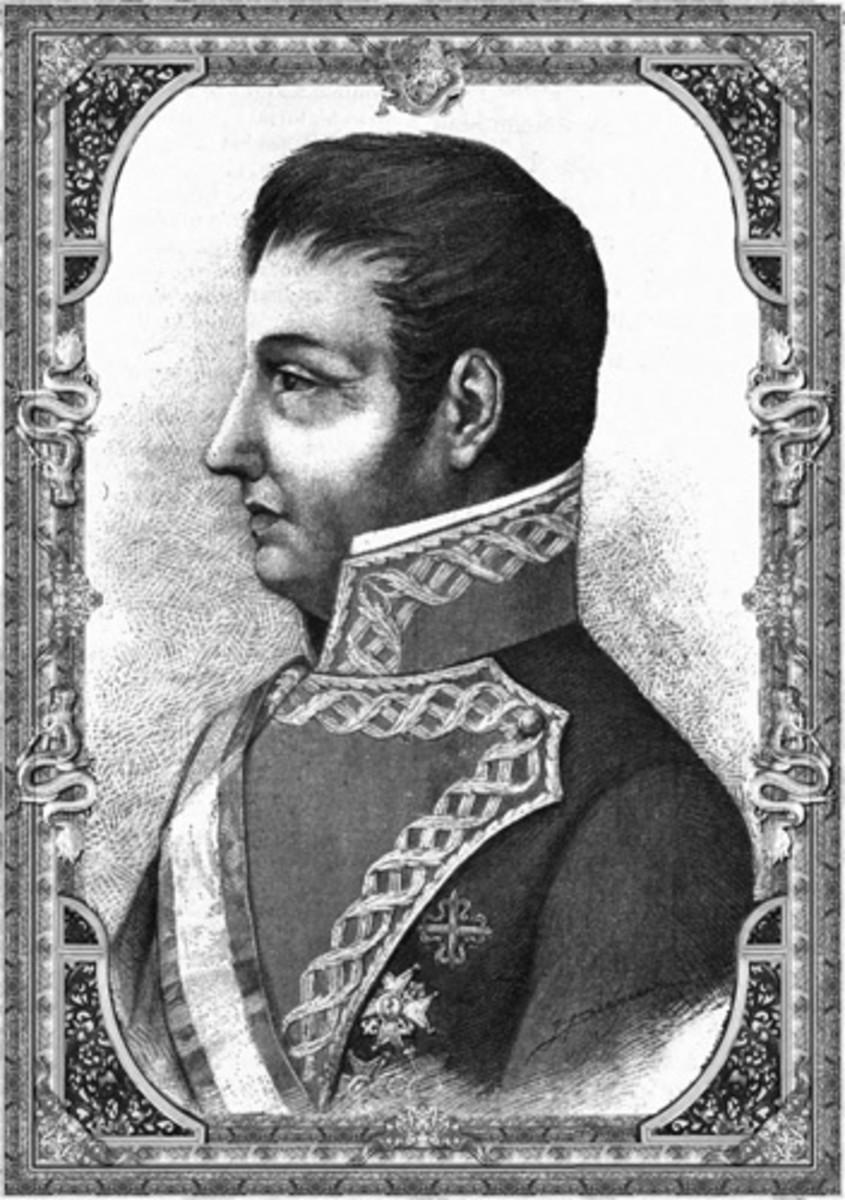 Juan O'Donoju O'Ryan The last Viceroy of New Spain