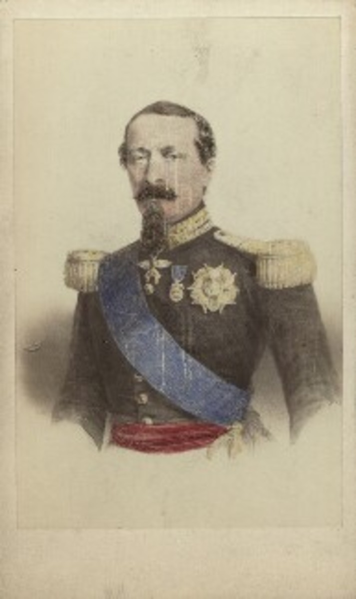Napoleon III Emperor of the French