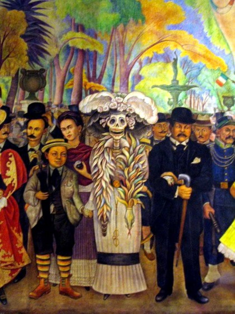 The Kid by Diego Rivera