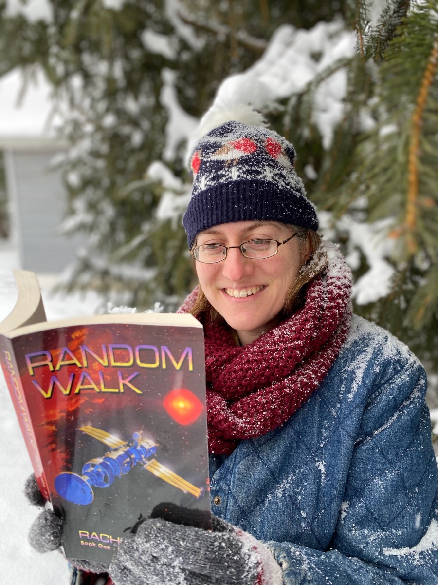 Best New Hard Sci-Fi Author Interview