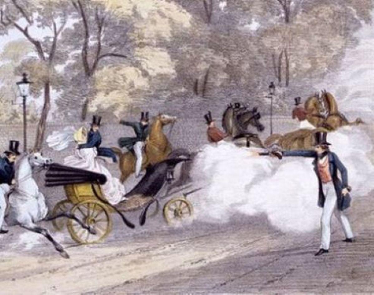 Queen Victoria Survived Eight Assassination Attempts