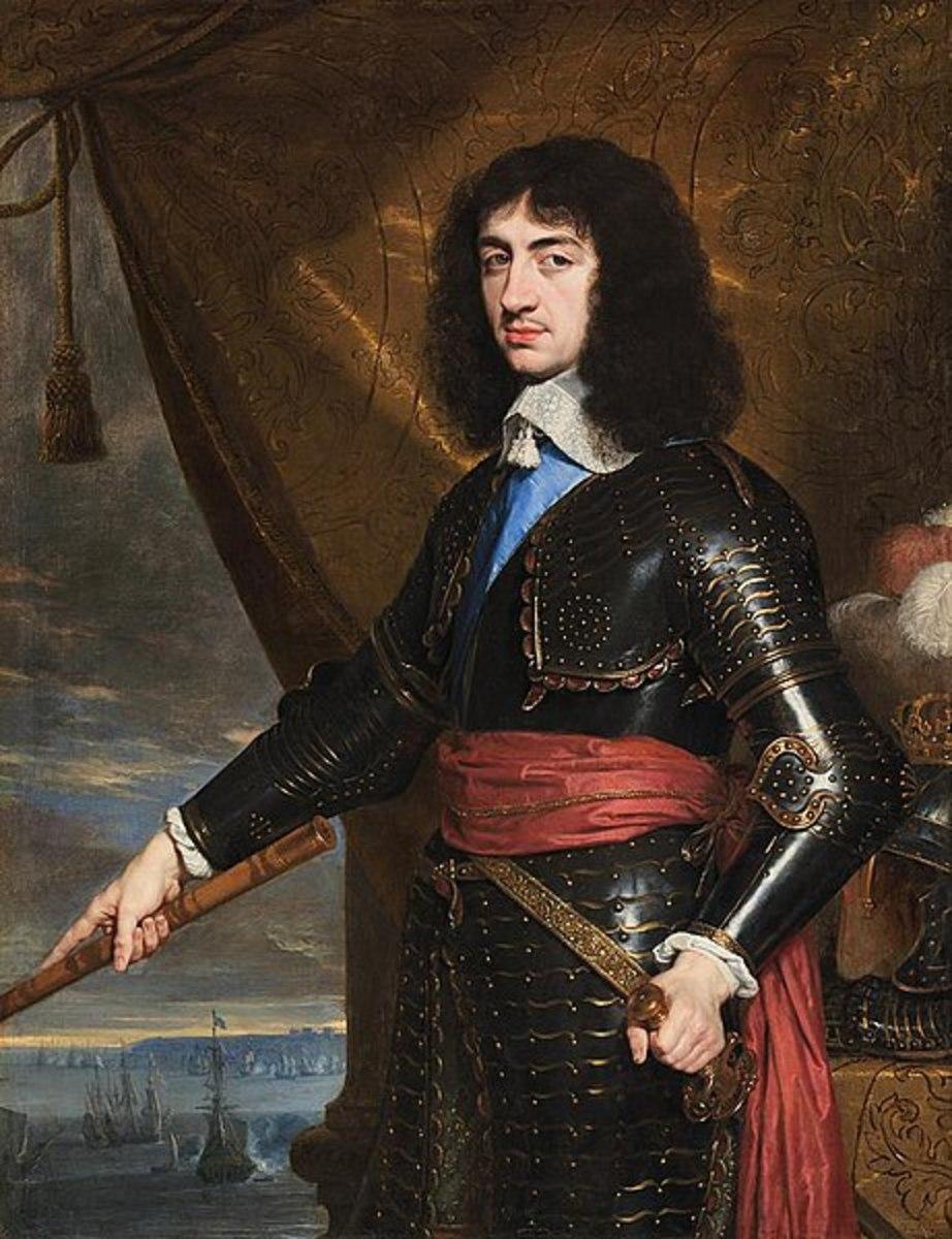 Charles II's English Civil War