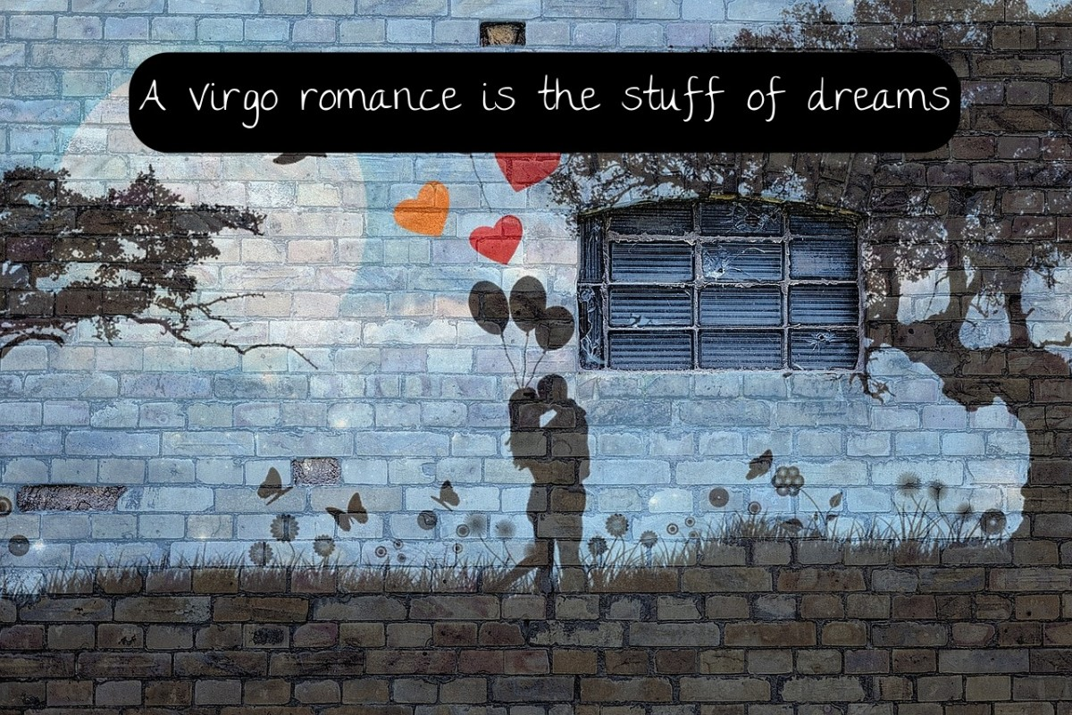 Virgo and Virgo love each other's company. They find the security they desire in each other. Both like being with a high-achiever who also wants to live as perfect of a life as possible. Together they can keep things steady and practical.