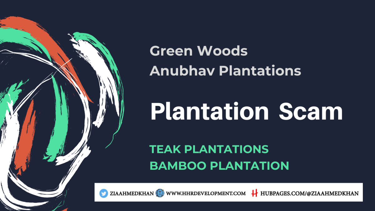 Plantation Investment Scam