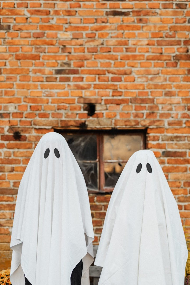 Are ghosts really NON-existant?