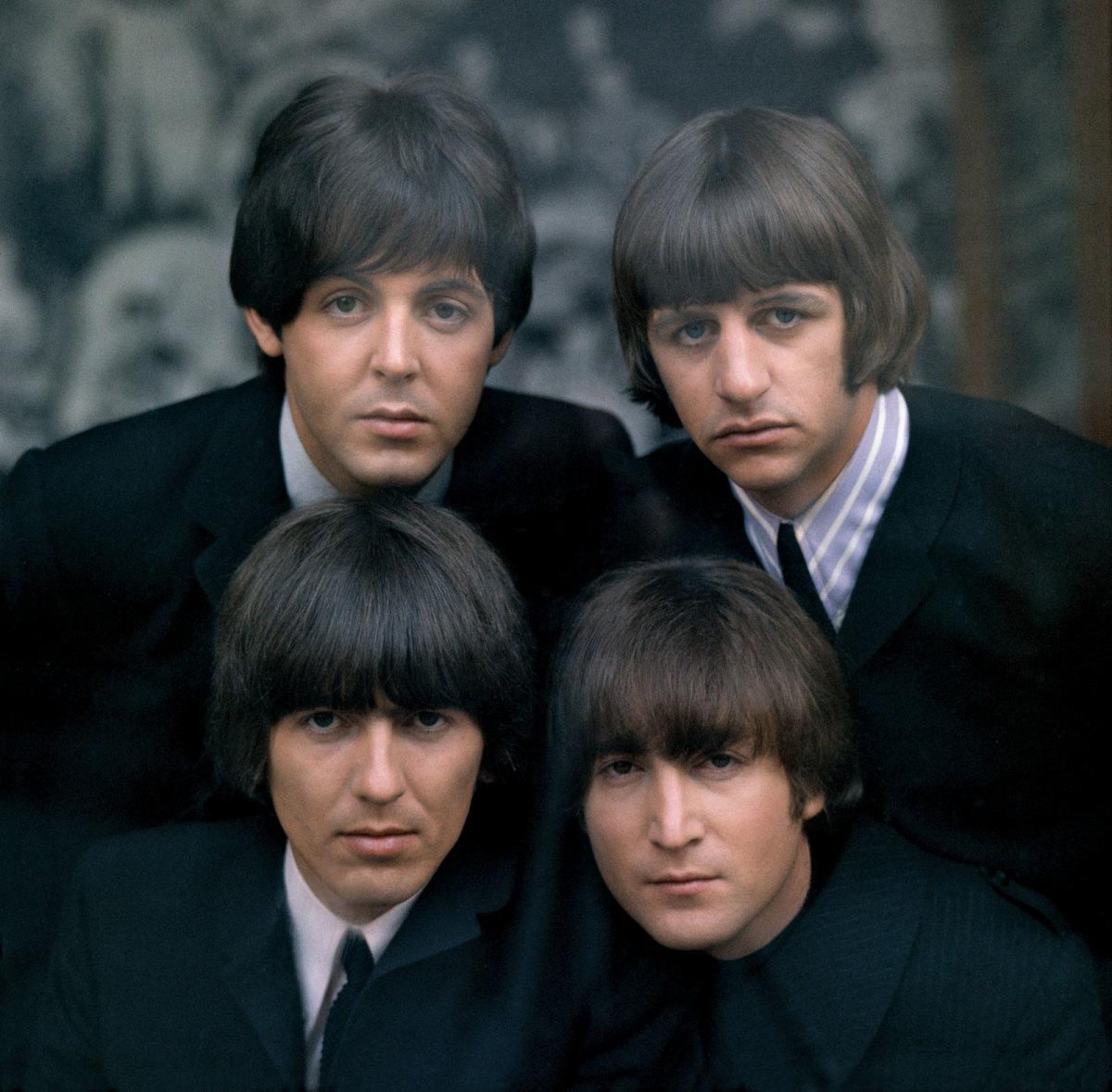 "The Beatles: ""He's a Real NON-where Man."""