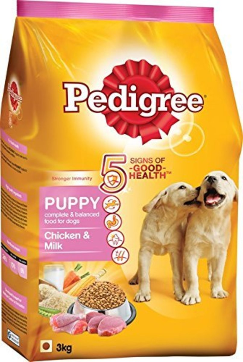 Now my puppies were 4 months old so I started this Dog Food and my puppies just loved it. The puppy will get a healthy and shiny coat and also stronger digestive system and bones. There was no bad smell or greasy surface. I continued with it for one
