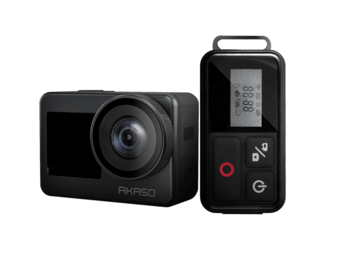 AKASO Brave 7 Action Cam Review