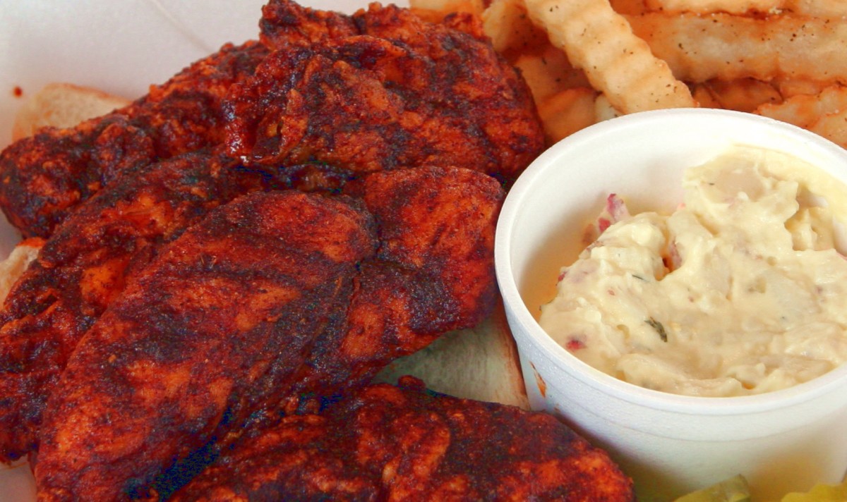 The 5 Best Places to Eat Nashville Hot & Spicy Chicken