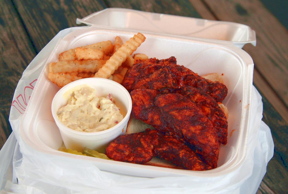 Pepperfire Nashville Style Hot Chicken