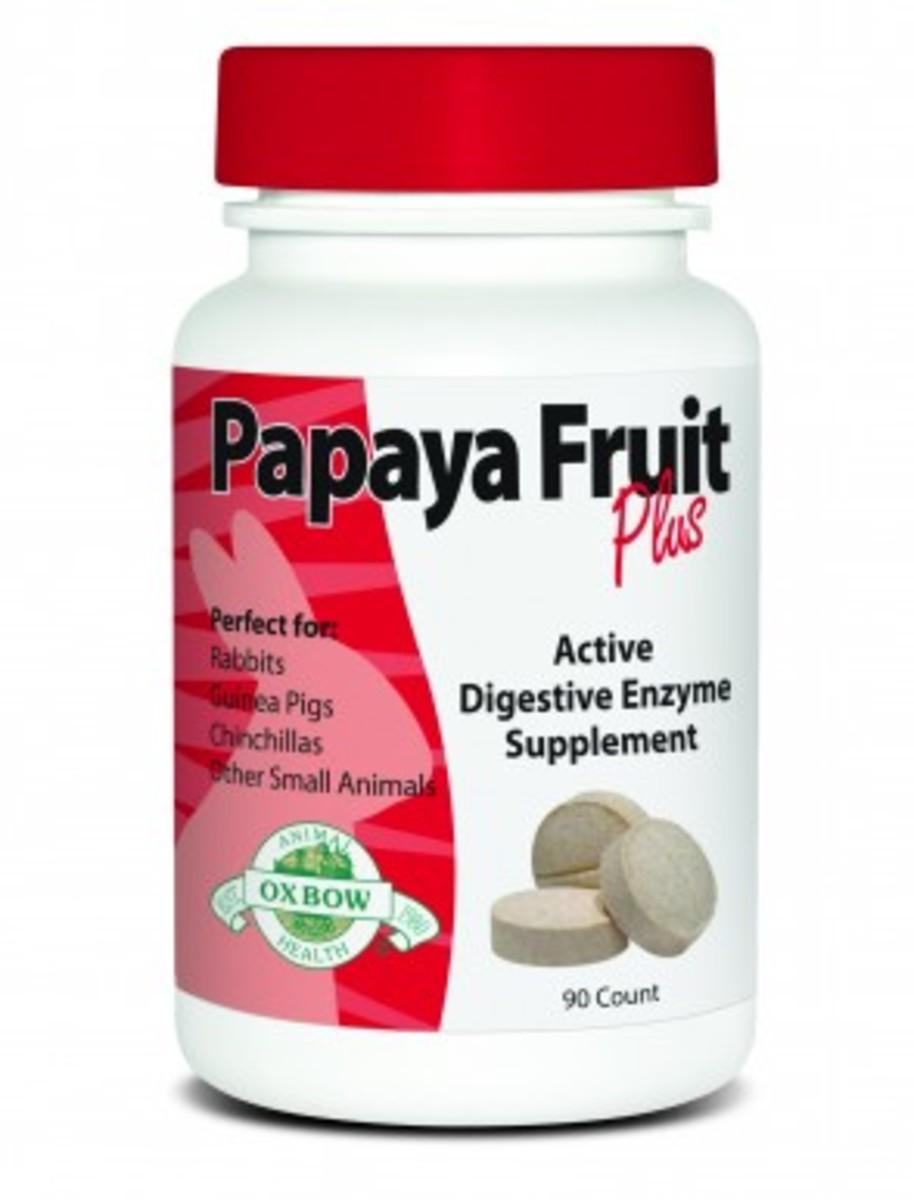 Oxbow Papaya Tablets