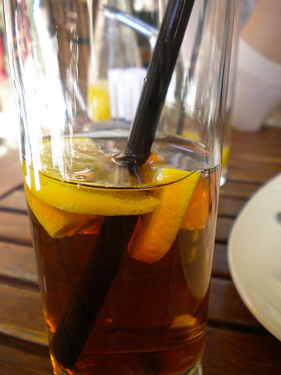 Hungarian Iced Tea