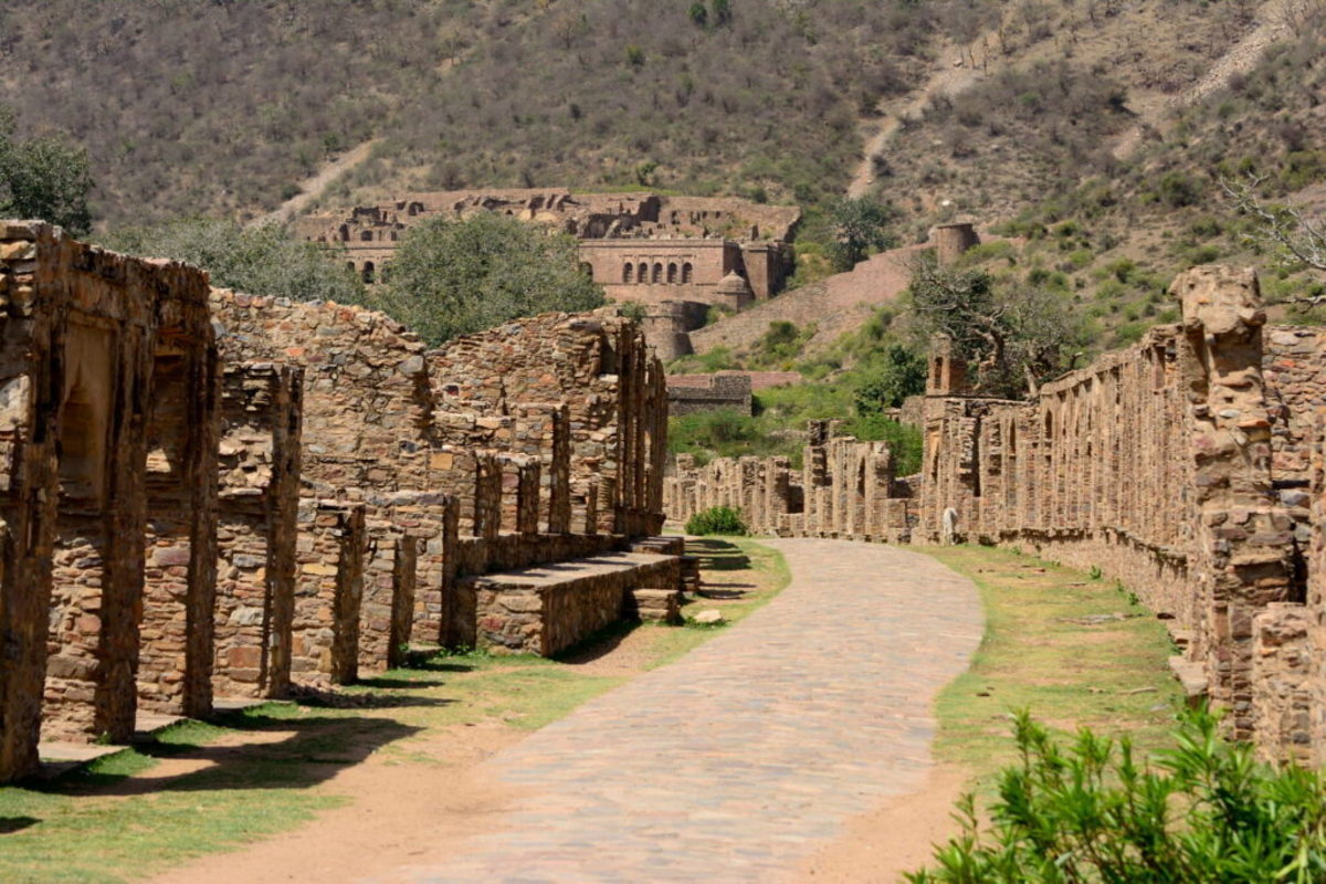Is the Bhangarh Fort really haunted? Nobody can say.