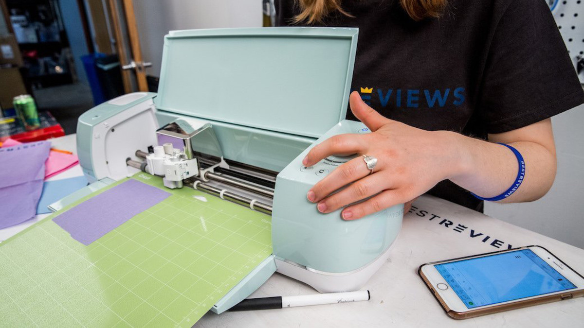 Electronic cutting machines are another option for sublimation projects