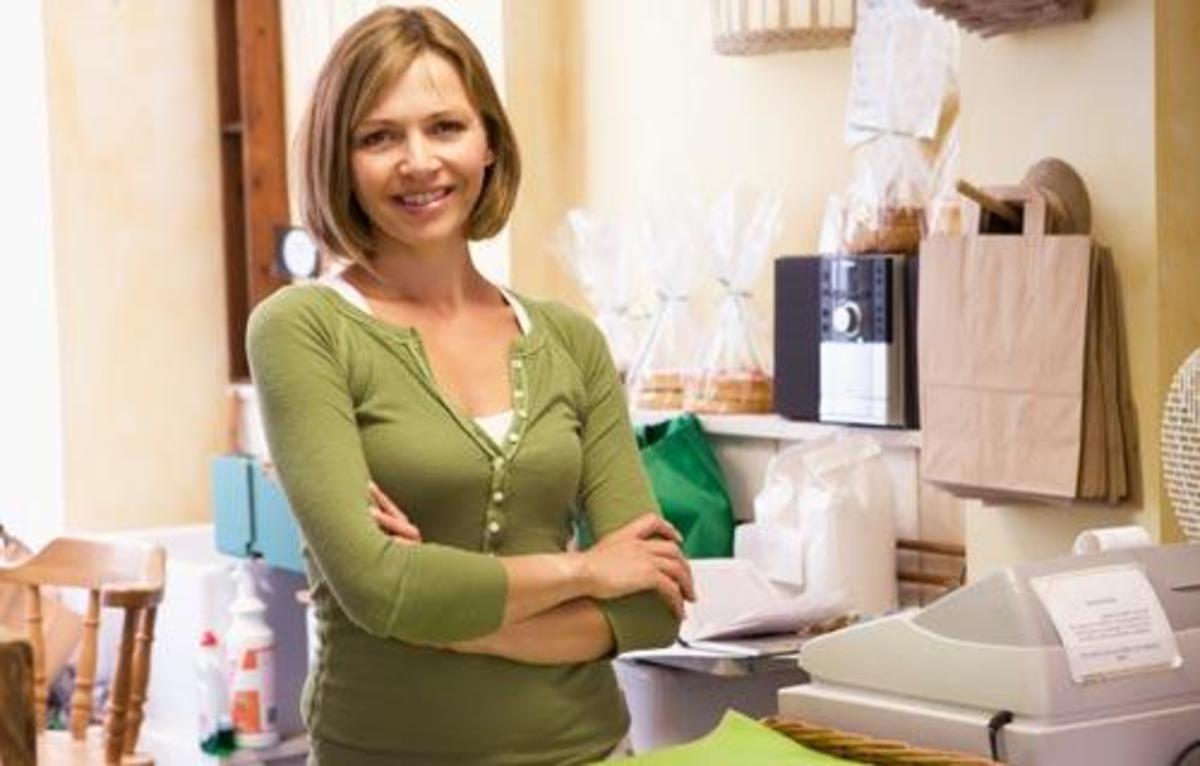 If a clerk follows you in the store, be nice, but ask if you have done something wrong.