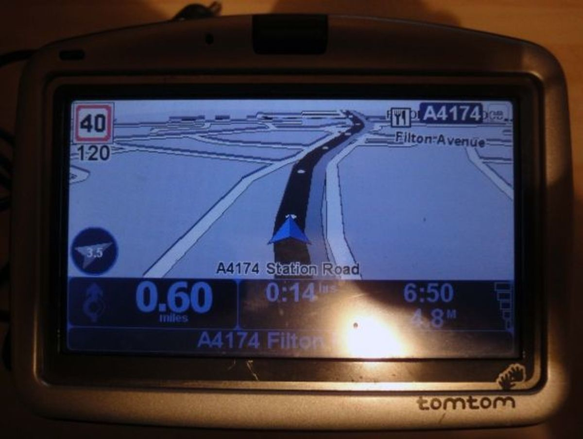 A Sat Nav With Humour and Attitude
