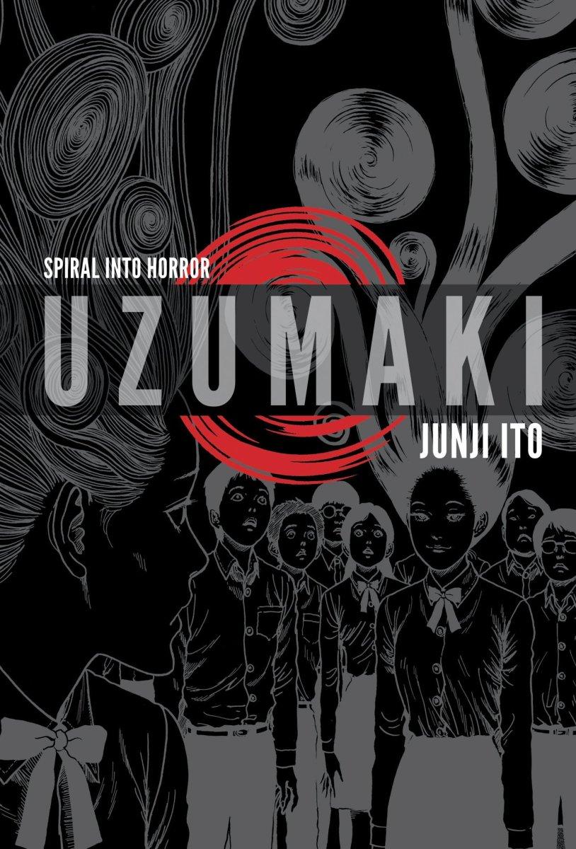 Uzumaki by Junji Ito: Review