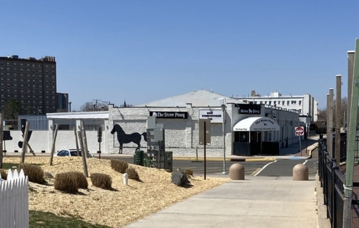 The Stone Pony, where Bruce Springsteen once played.