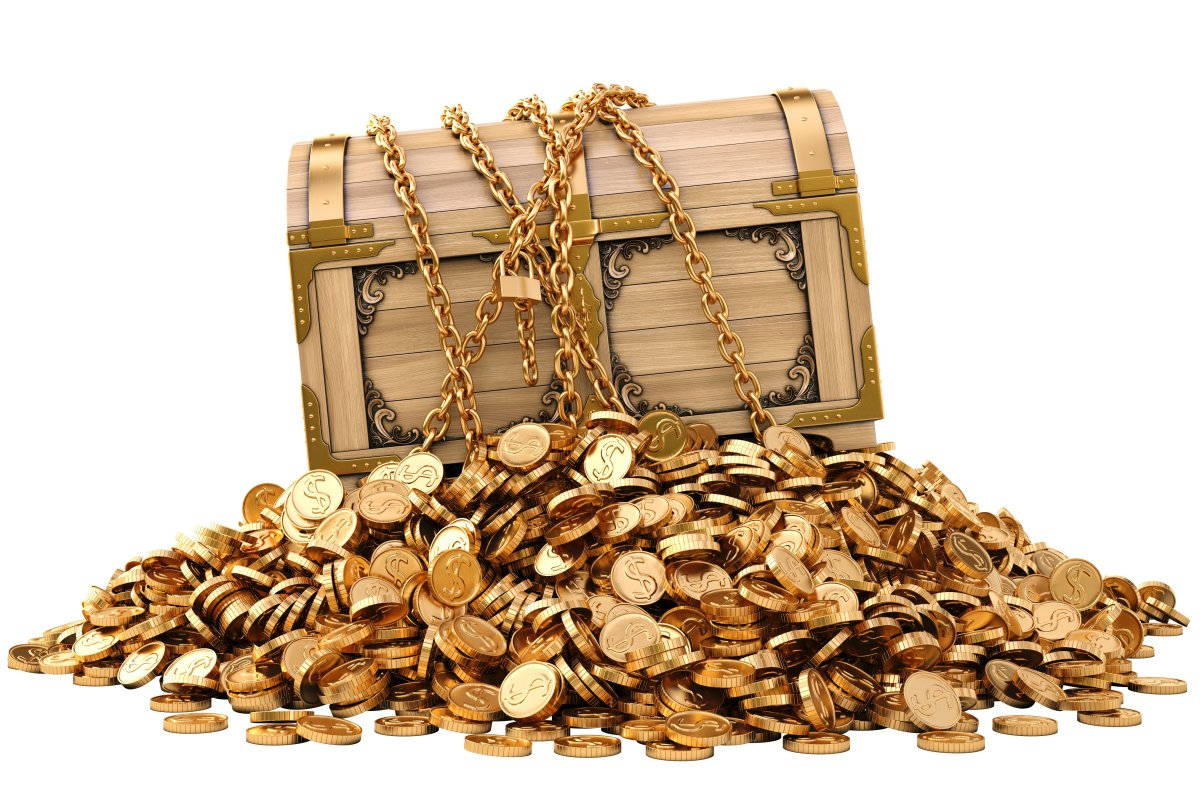 Where is Your Treasure? - Matthew 6:19-24