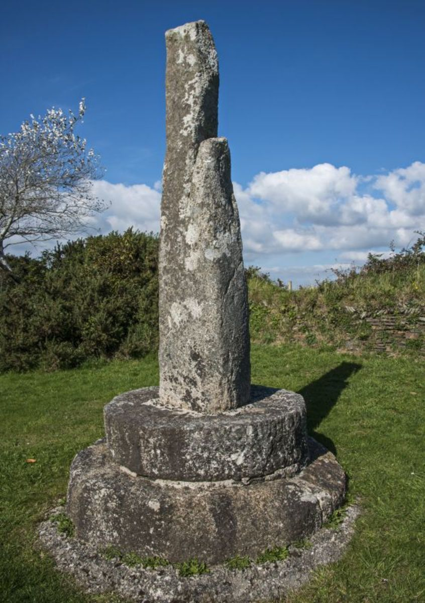 The Tristan (or Dustan) Stone